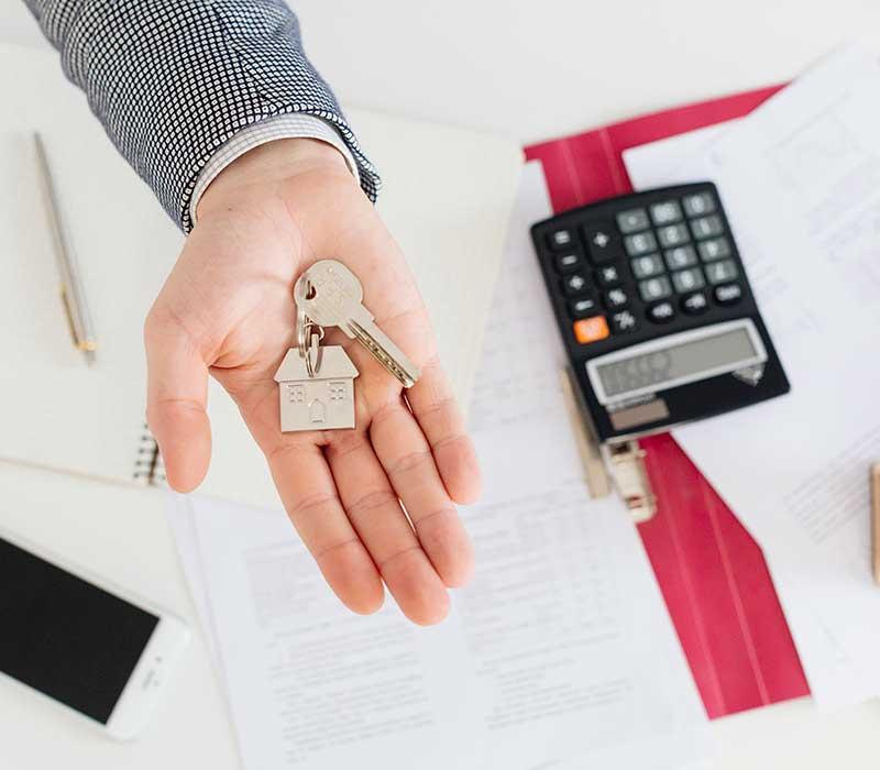 Tax de Bienvenue - Welcome Tax Calculator - Maria Longo
